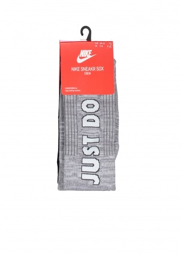 Nike Apparel Sneaker Socks Two Pack - Assorted