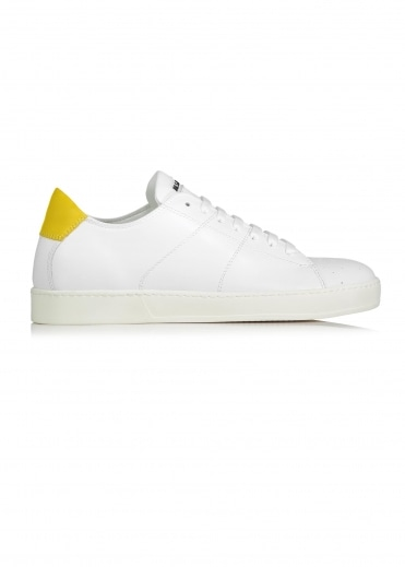 Jil Sander Softy 101 Uomo Sneaker - White