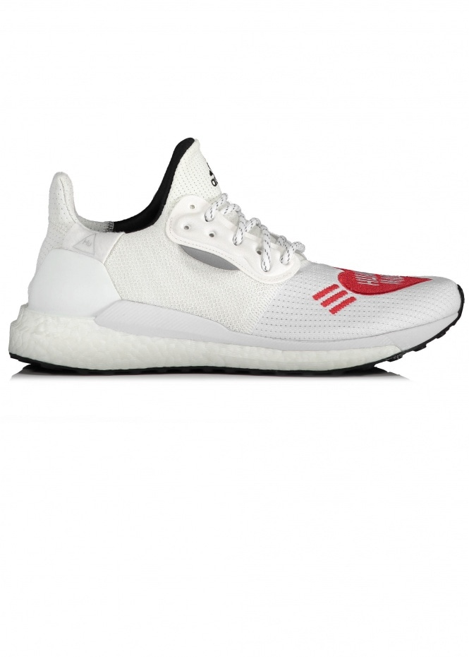 adidas Originals Footwear Solarhu Human Made - White