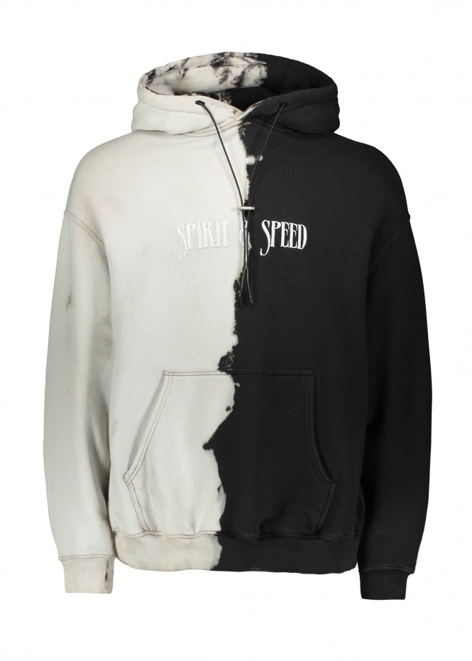 Represent Spirit & Speed Hoodie - Off White