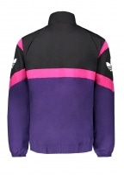adidas Originals Apparel Sportivo Track Top Black / Purple