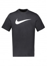 Sportswear Swoosh T-Shirt - Black / White