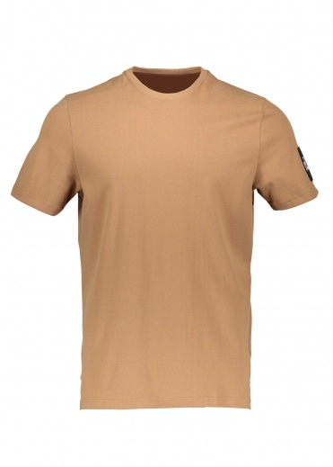 North Face SS Fine 2 Tee - Cargo Khaki