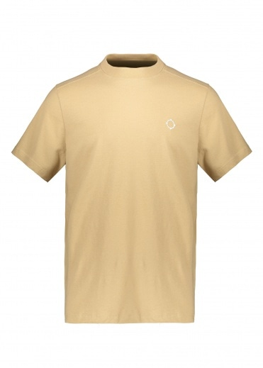 MA.STRUM SS Icon Tee - Sand
