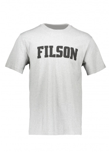 Filson SS Outfitter Graphic Tee - Grey