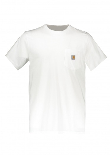Carhartt SS Pocket Tee - White