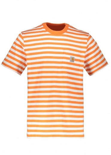 Carhartt SS Scotty Pocket T-Shirt - Clockwork