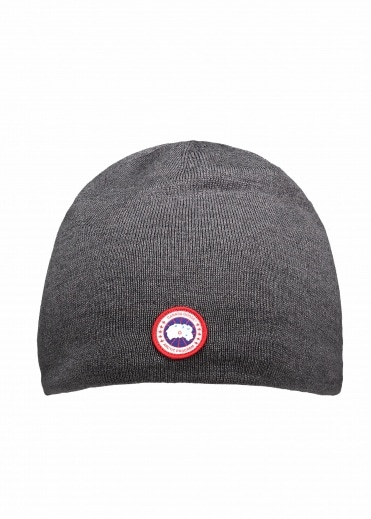 Canada Goose Standard Toque Hat - Iron Grey