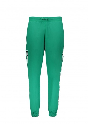 adidas Originals Apparel Standard Wind Pants - Green / White