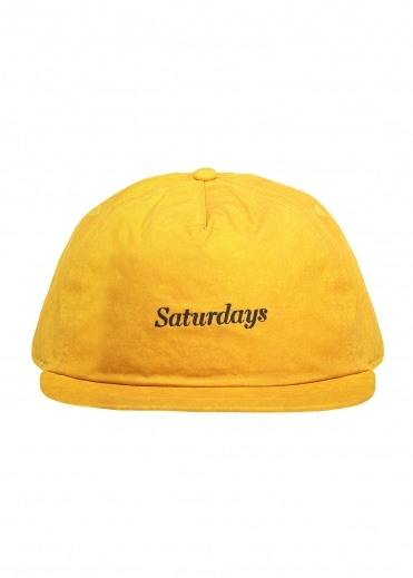 Saturdays NYC Stanley Mineral Cap - Dusty Amber