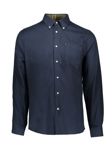 Barbour Stapleton Don - Navy