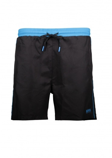 Hugo Boss Starfish Shorts 001 - Black