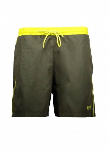 Hugo Boss Starfish Shorts 301 - Dark Green