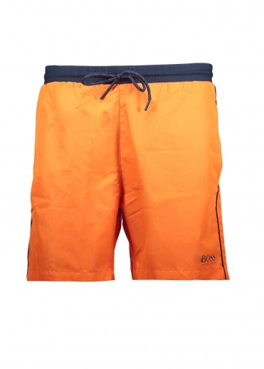 Hugo Boss Starfish Shorts 821 - Bright Orange