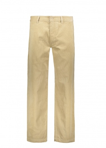 Wood Wood Stefan 12w Trousers - Light Sand