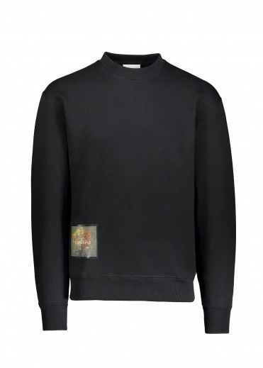 Soulland Stilleben Square LS - Black