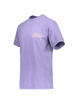 Stock C.Pig Dyed Tee - Purple