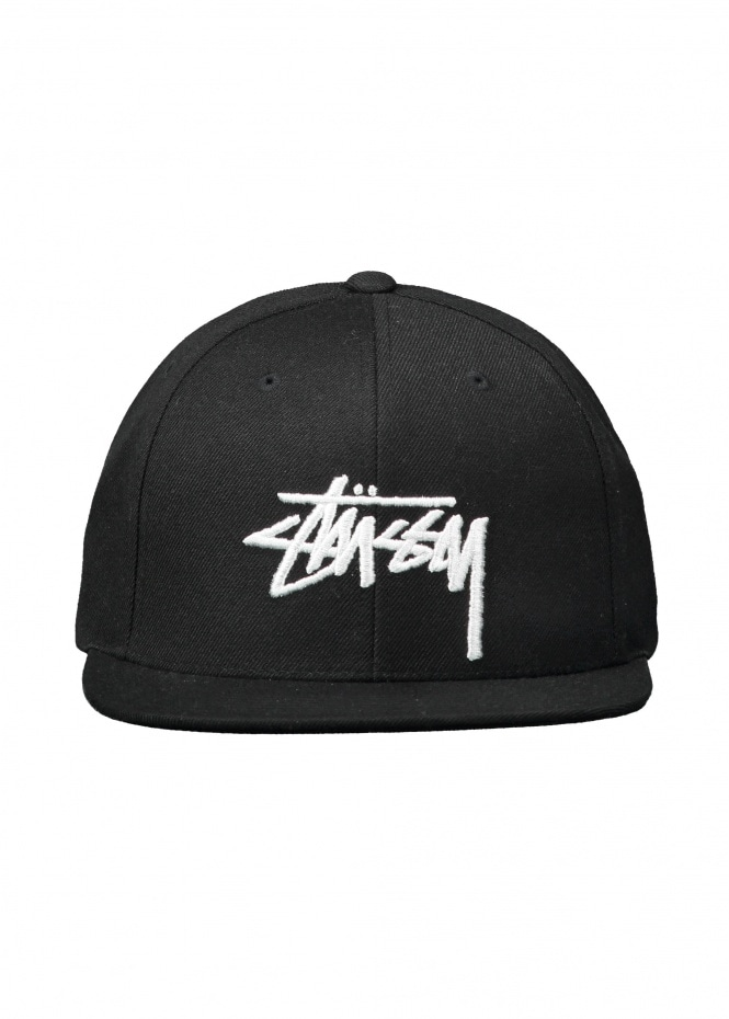 Stock Cap - Black