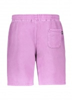 Stock Fleece Short - Purple