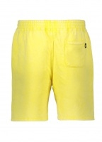 Stock Fleece Short - Yellow