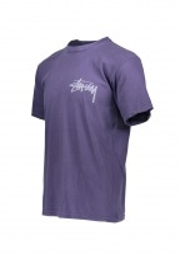 Stock Pig. Dyed Tee - Purple