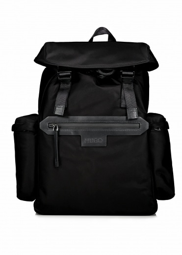 Hugo Boss Stone Backpack 001 - Black