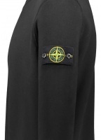 Badge Sweatshirt - Black