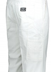 Straggler Carpenter Pant III - White