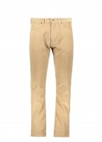 Straight Fit Cords - Mojave Khaki