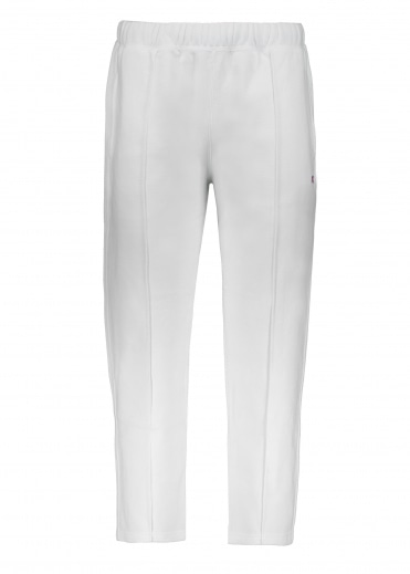 Champion Straight Hem Pants - White