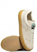 Suede Crepe - Sand