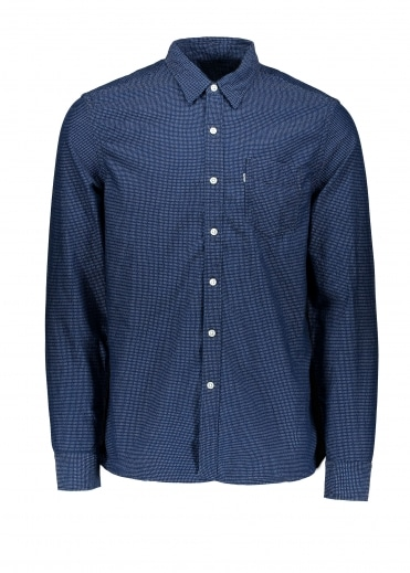 Levi's Red Tab Sunset 1 Pocket Shirt - Limpkin