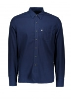 Sunset 1 Pocket Shirt - Real Indigo