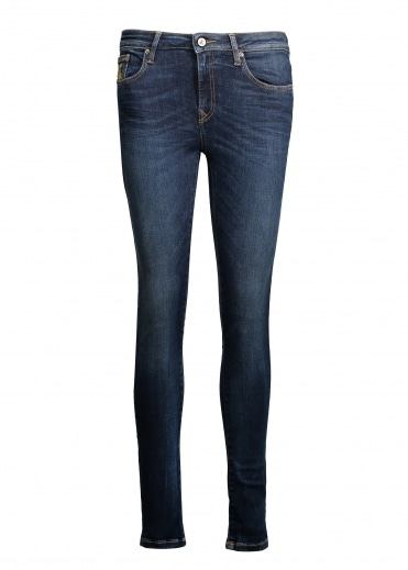 Vivienne Westwood Anglomania Super Skinny Trousers - Denim