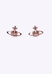Suzie Earrings - Pink Gold