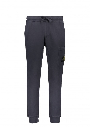 Stone Island Sweatpants - Navy Blue