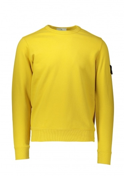 Stone Island Sweatshirt - Mustard