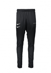 Nike Apparel Swoosh Pants - Black / White