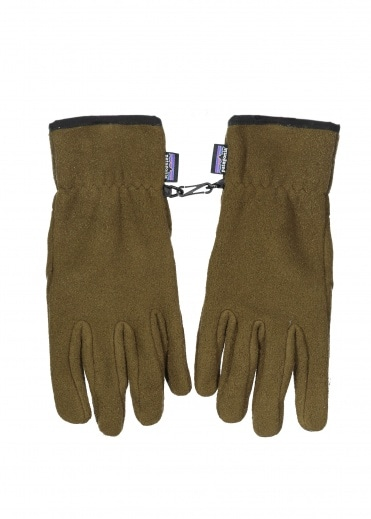 Patagonia Synch Gloves - Sediment