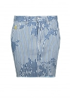 Vivienne Westwood Table Skirt Rose - Stripe