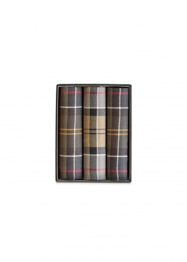 Barbour Tartan Pocket Selection - Assorted
