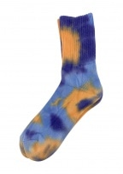 Rostersox TD3 Tie Dye Socks - Orange