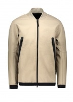 Tech Pack Track Top - Light Taupe