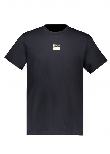 Boss Athleisure Tee 6 402 - Dark Blue