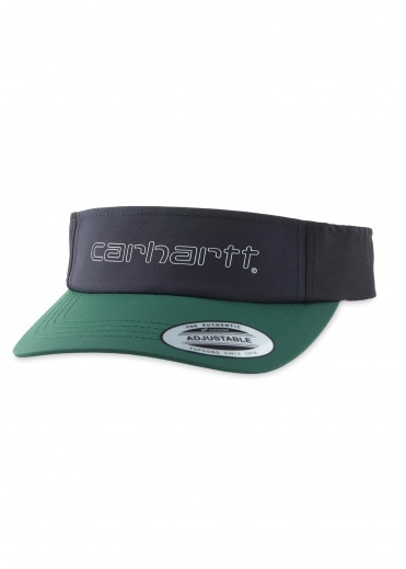 Carhartt Terrace Visor - White / Dark Navy