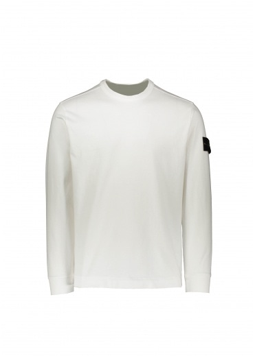 Stone Island Thin Sweat - White