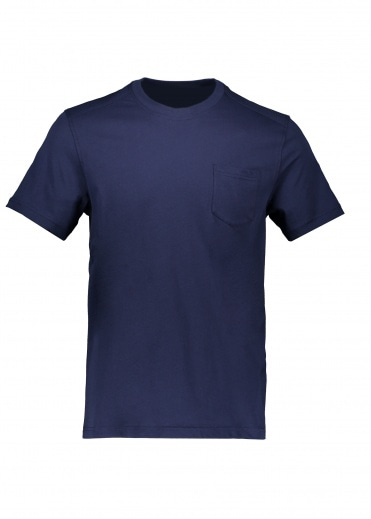 Belstaff Thom 2.0 T-Shirt Bright Navy M