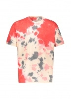 Tie Dye T Shirt - Sired Red