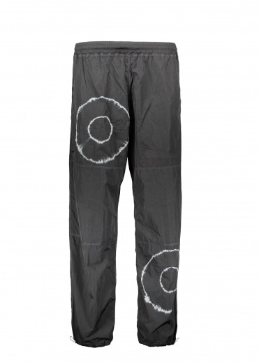 Aries Tie Dye Windcheater Pant - Black