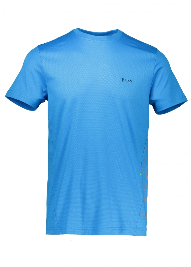 Hugo Boss TL-Tech Tee - Open Blue